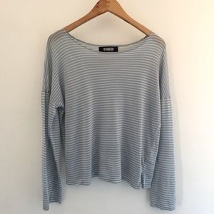NWOT Reformation Striped Long Sleeve